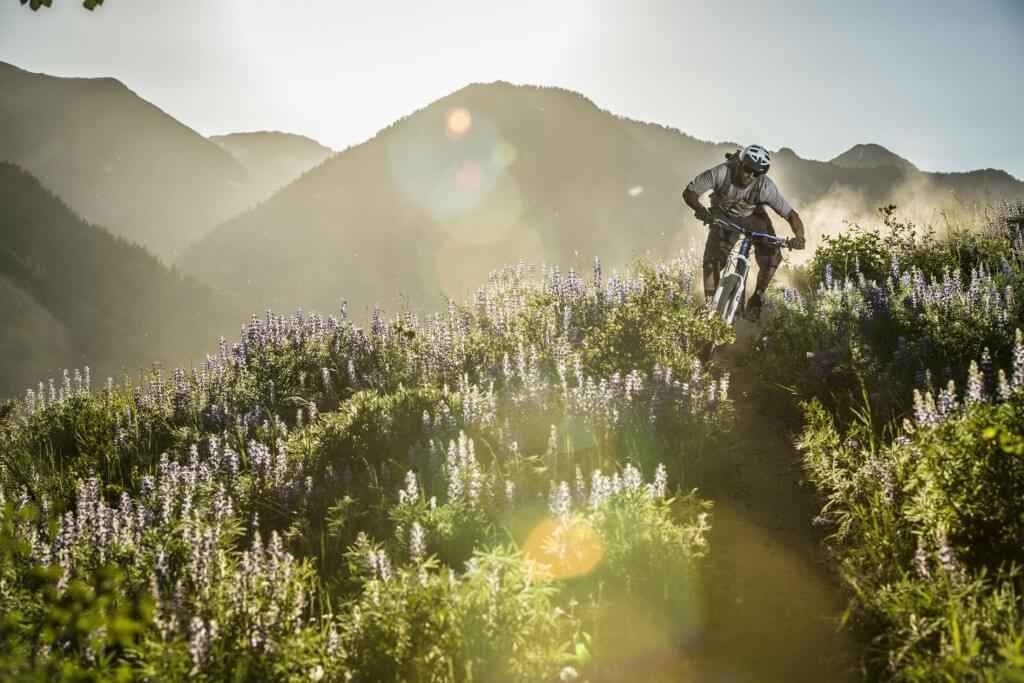 Mountain Biking Destination Crested Butte