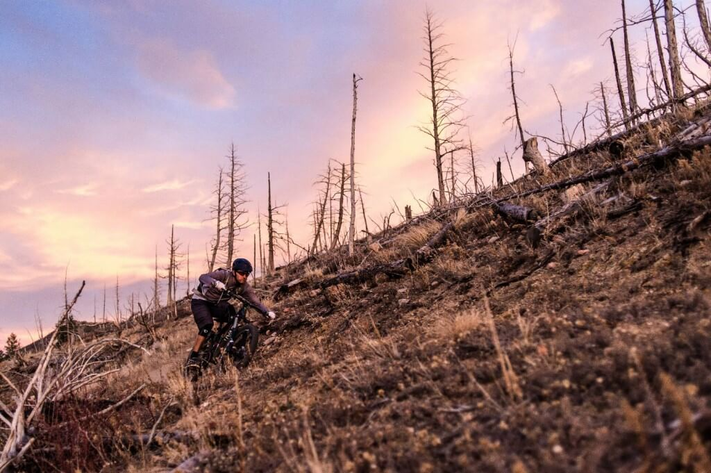 Boulder Mountain Biking
