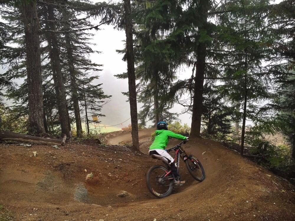 whistler mountain biking guide